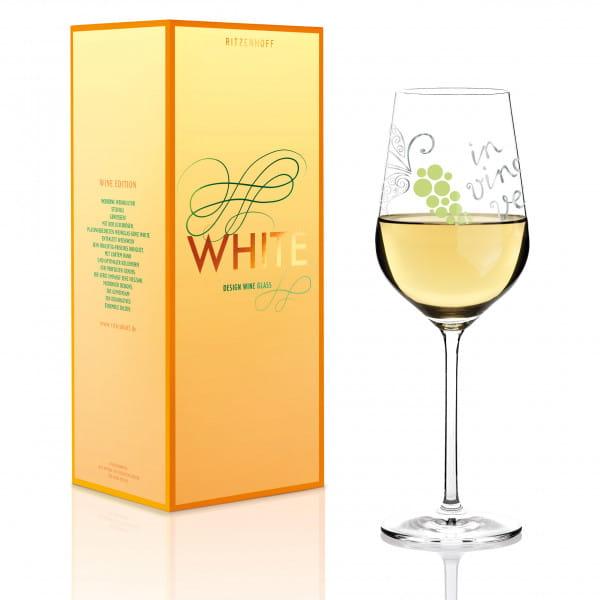 White Weißweinglas von Nicole Winter
