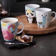 My Darling – Liebevoll dekorierter Kaffeebecher