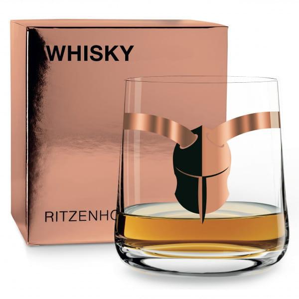 WHISKY Whiskyglas von Houmayoun Mahmoudi