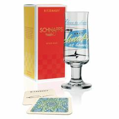 Schnapps shot glass by Jürgen Esser Design