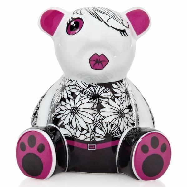Mini Teddy Bank money box bear by Dorothee Kupitz
