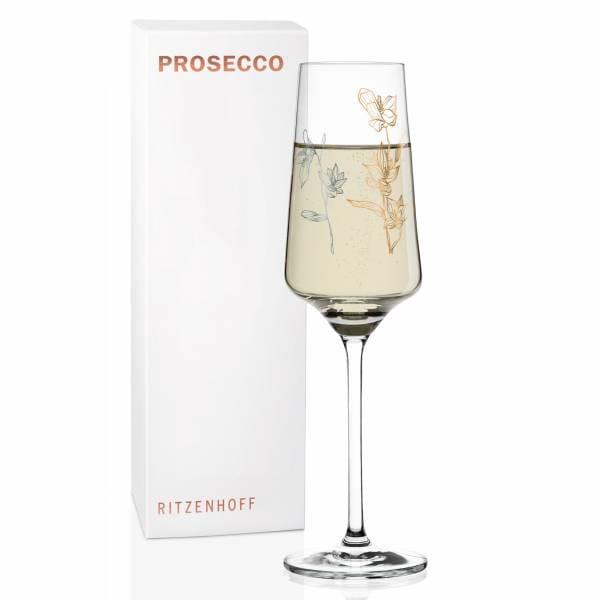 Prosecco Proseccoglas von Marvin Benzoni (Orchids)