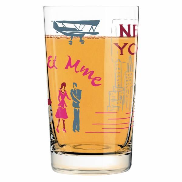 Everyday Darling Softdrinkglas von Dominique Tage