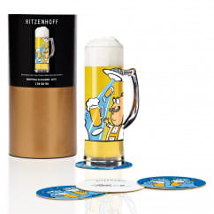 Seidel beer mug 0.5 l by Martina Schlenke