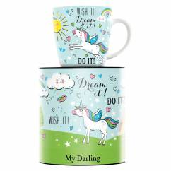 My Darling coffee mug by Kathrin Stockebrand