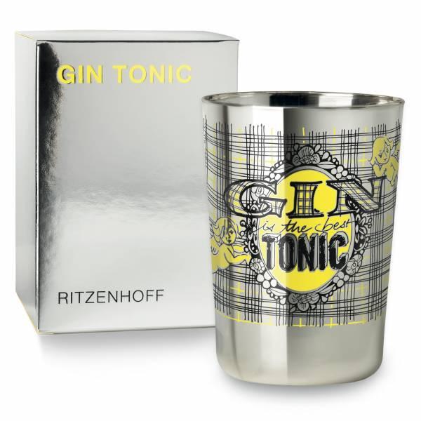 GIN TONIC Ginglas von Claus Dorsch