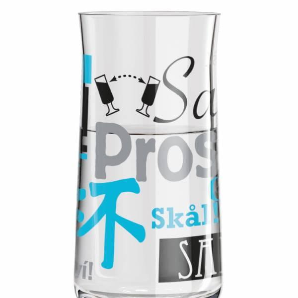 Schnapps shot glass from Eugen U. Fleckenstein
