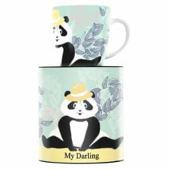 My Darling coffee mug by Véronique Jacquart