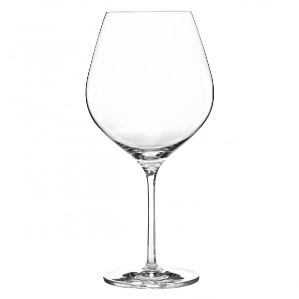 Aspergo Set of 6 Burgundy Glasses by Sykes Langlois