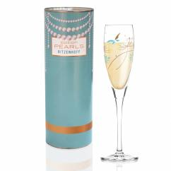 Pearls Edition Proseccoglas von Dominique Tage