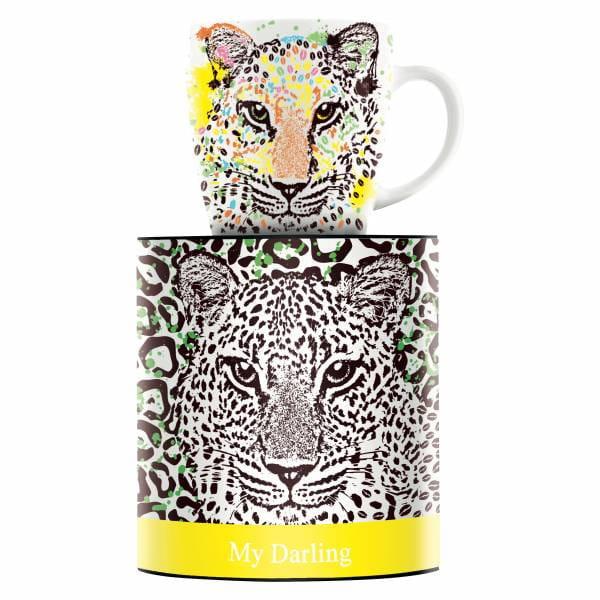 My Darling coffee mug by Petra Mohr