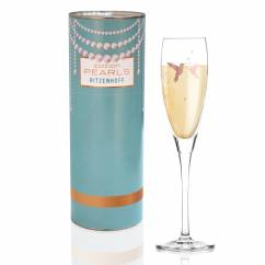 Pearls Edition Proseccoglas von Iris Interthal