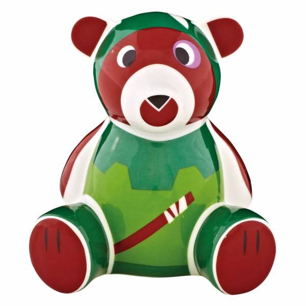 Mini Teddy Bank money box bear by Tim S. Weiffenbach