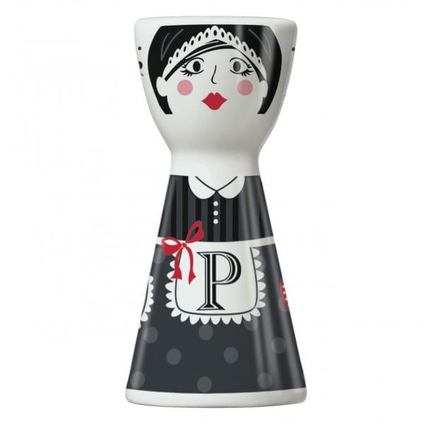 Mr. Salt & Mrs. Pepper salt and pepper set by Kathrin Stockebrand