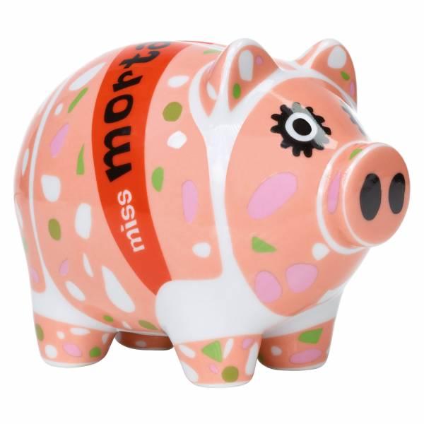 Mini Piggy Bank Sparschwein 3er Set von Ulrike Vater