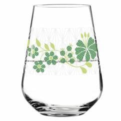 Aqua e Vino water and wine glass by Burkhard Neie