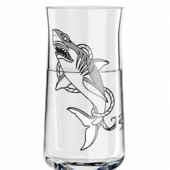 Schnapps Shot Glass by Tobias Tietchen (Great White)