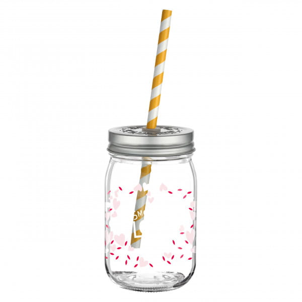 Make It Take It smoothie glass by Julien Chung