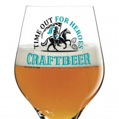 Craft Beer glass by Steven Flier