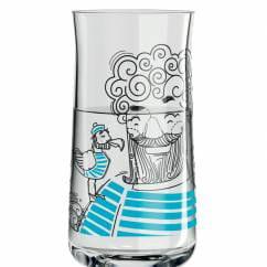 Schnapps shot glass by Natalia Yablunovska