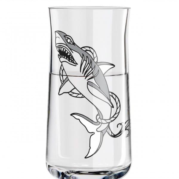 Schnapps Schnapsglas von Tobias Tietchen (Great White)