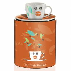 My Little Darling espresso cup by Marco Zanuso jr.