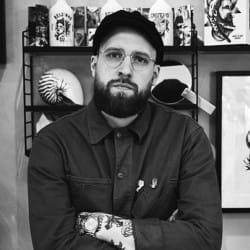 Tobias Tietchen: Tattoo artist in Hamburg, Germany