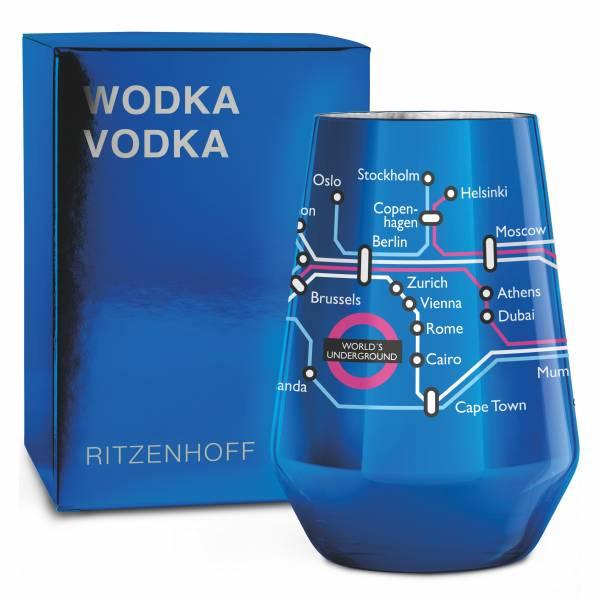 VODKA Vodkaglas von Oliver Hartmann (Metro)