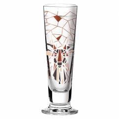 Black Label Schnapsglas von Kurz Kurz Design