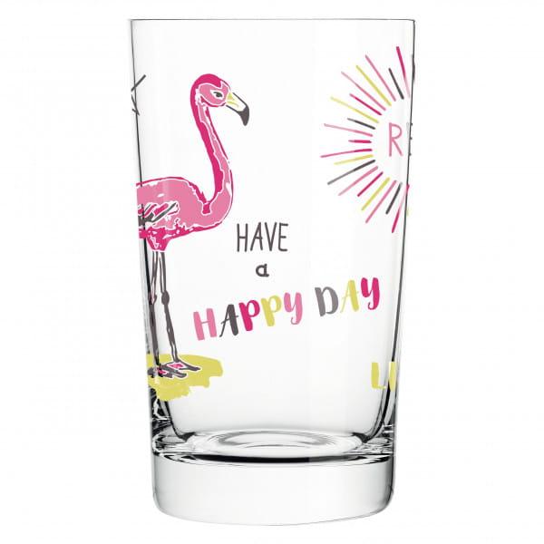 Everyday Darling Softdrinkglas von Michaela Koch