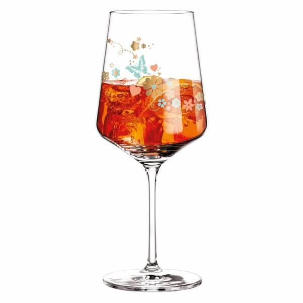 Aperizzo Aperitif Glass by Kathrin Stockebrand