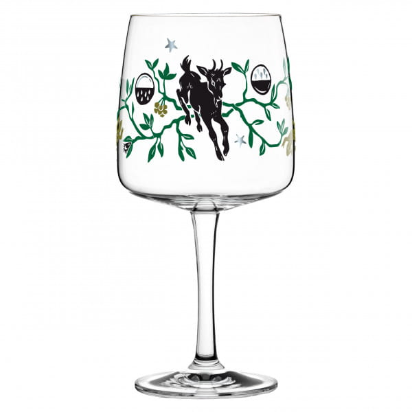 Gin Glass by Karin Rytter (Faunus)