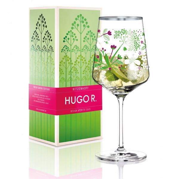 Hugo R. Aperitif Glass by Carolyn Gavin