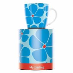 My Darling Kaffeebecher von Angela Schiewer