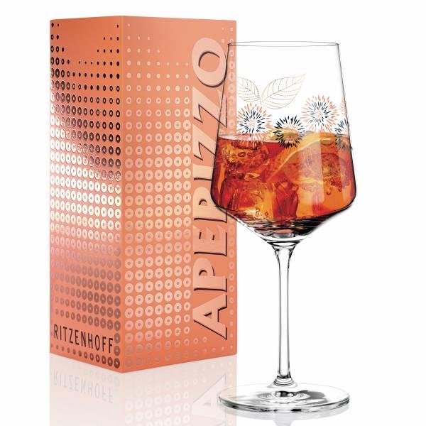 Aperizzo Aperitif Glass by Ramona Rosenkranz