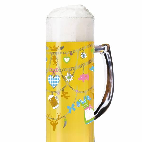Seidel Bierkrug 0,5 l von Kathrin Stockebrand