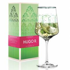 Hugo R. Aperitif Glass by Monica Albini
