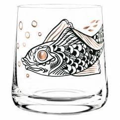 WHISKY Whisky Glass by Olaf Hajek (Jasconius)