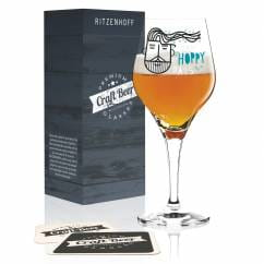 Craft Beer Bierglas von Julien Chung