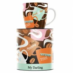 My Darling coffee mug from Horst haben