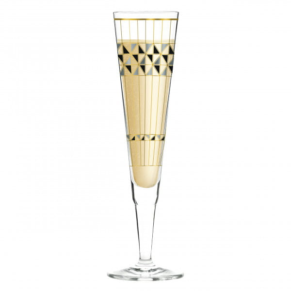 Champus Champagne Glass by Burkhard Neie (Artdeko)