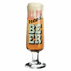 Beer beer glass from Potts