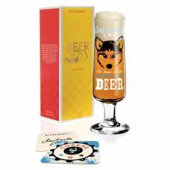 Beer glass from Michaela Koch
