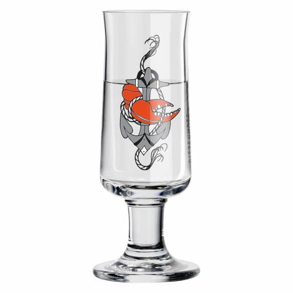 Schnapps Schnapsglas von Tobias Tietchen (Lost Anchor)