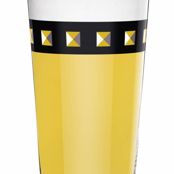 BEER Bierglas von Sonia Pedrazzini