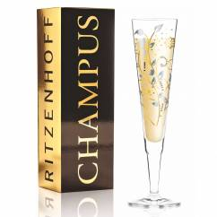 Champus Champagne Glass by Nuno Ladeiro