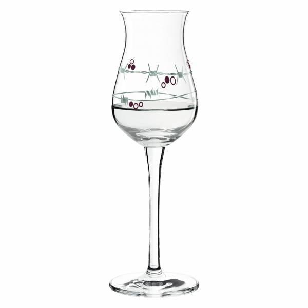 FINEST SPIRIT fine brandy glass by Alice Wilson