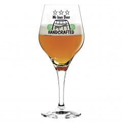 Craft Beer Bierglas von Horst Haben