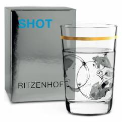 SHOT Shot Glass by Peter Picher (Skulls)