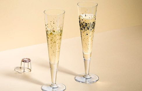 Champus-Duett – Set of 2 champagne glasses